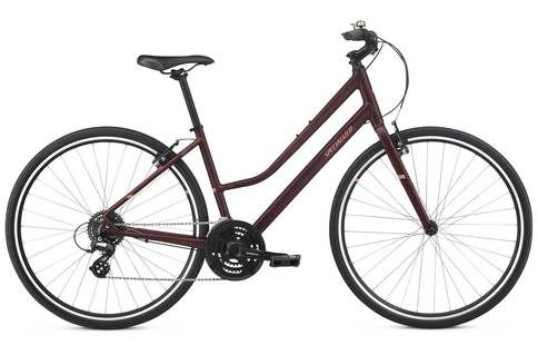Buy Specialized Alibi Sport Step Through 2018 Womens Hybrid Bike from £380.00. Price Match + Free Click & Collect & home delivery.