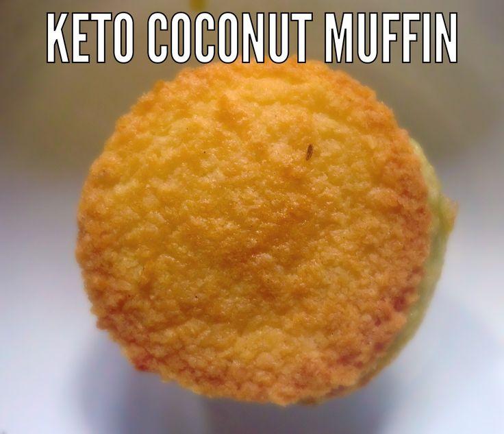 keto muffins + keto coconut recipes + desi keto