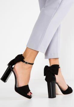 kate spade new york - HALLE - High Heel Sandaletten - black