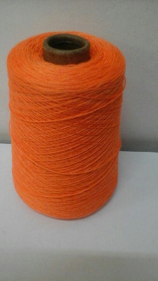 Crochet cotton no.8 500g cones ...lots of colours in stock