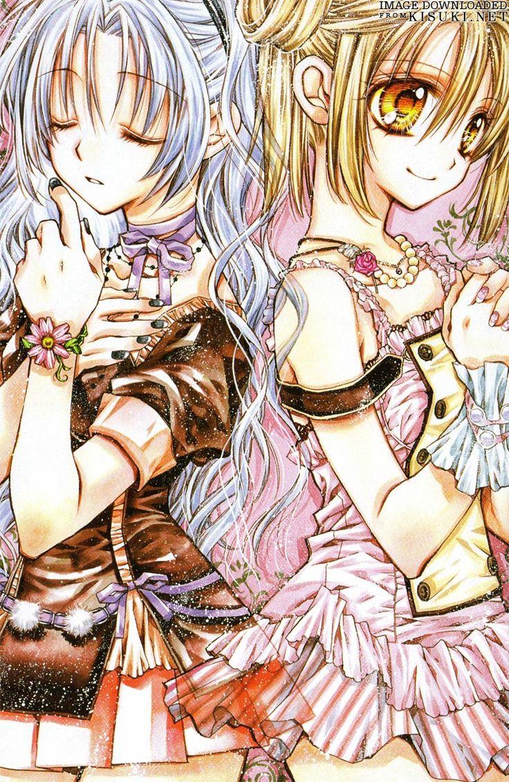 arina tanemura art | Album: Arina Tanemura Illustrations Shinshi Doumei Cross More Artbooks ...