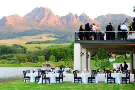 Webersburg Wine Estate, wedding venue in South Africa, amazing! I can only imagine....