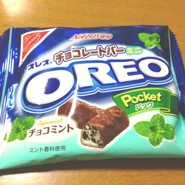 "Nabisco ""OREO chocolate bar"""