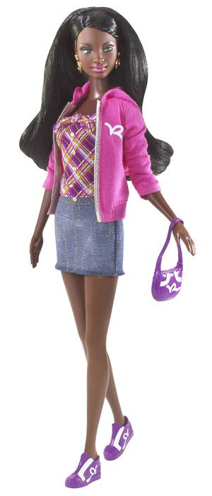 New Barbie Dolls: Barbie So In Style (SIS) Rocawear Chandra Barbie Doll