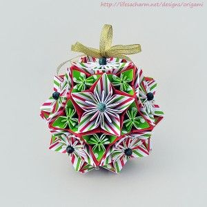 origami magic ball instructions diagrams