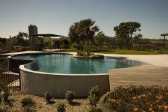 inground pool by Mayfair Pools