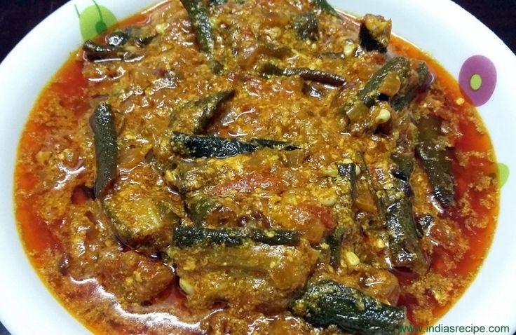 India's Recipe | Dahi Bhindi