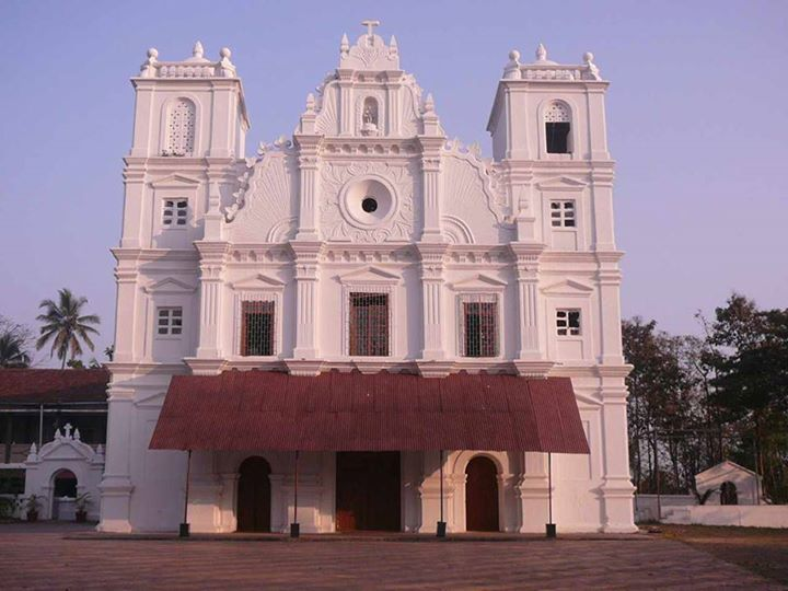 St John the Baptist Church, Benaulim, Goa