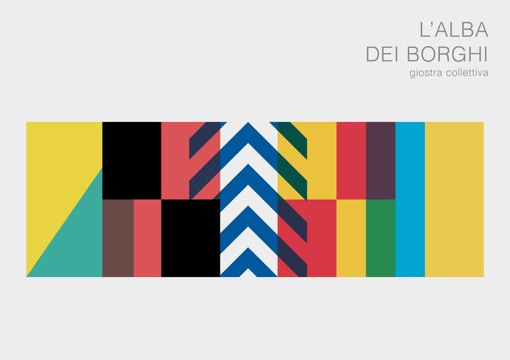 | L'ALBA DEI BORGHI |  logo   2013