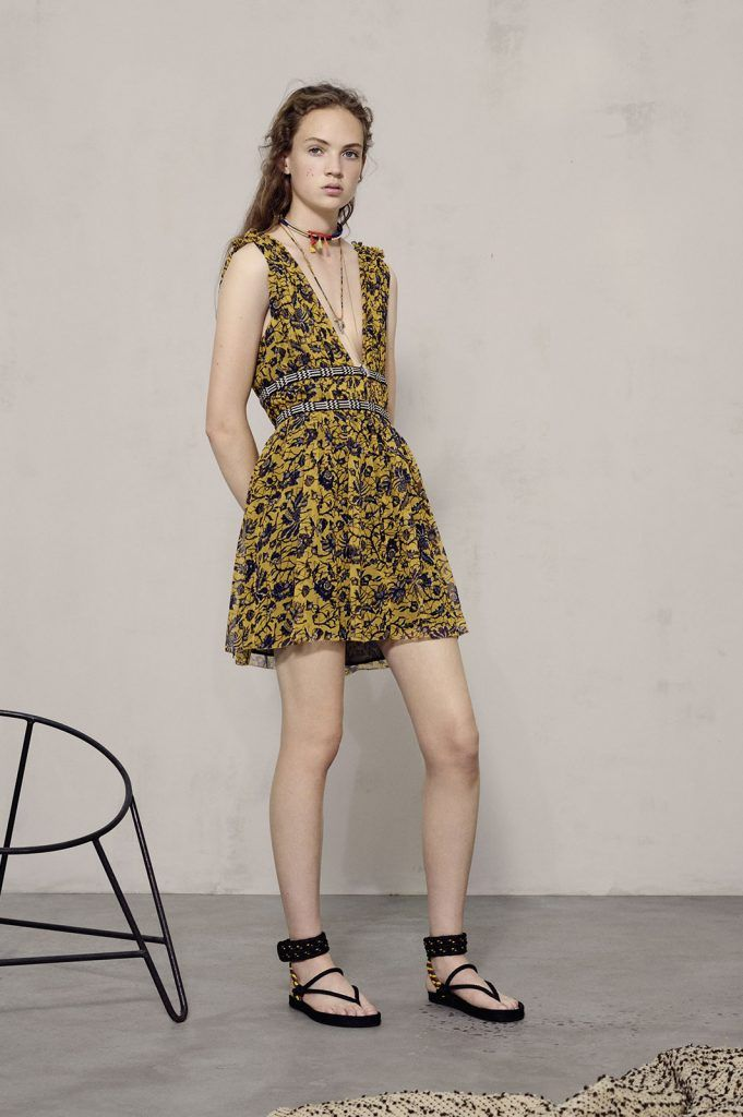 Etoile Spring – Summer 2017 Collection