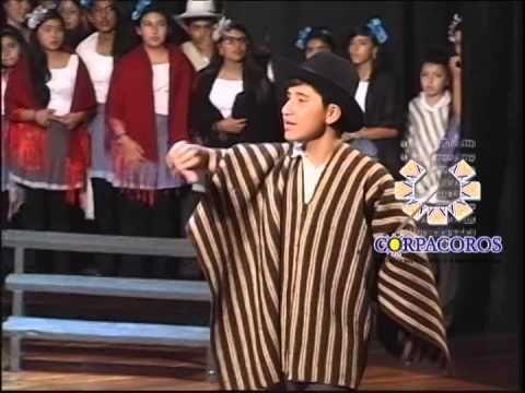 Coro Infantil GIOA, de la Red de Escuelas de Formación Musical de Pasto ...