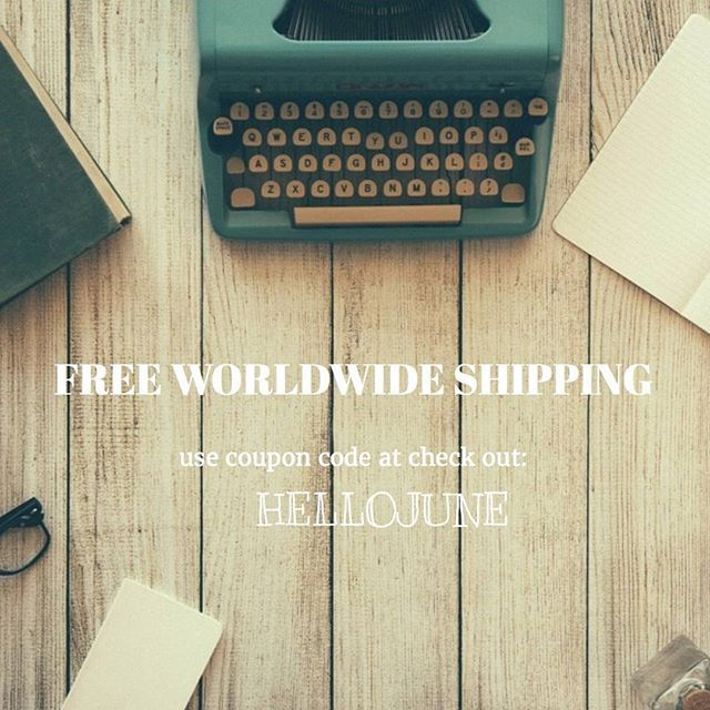 Get your notebook with zero shipping cost this month!