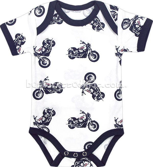 motorcycle onesie | Newborn-Infant Motorcycle Onesie | Home| Boys | 0-9M NEWBORN SALE