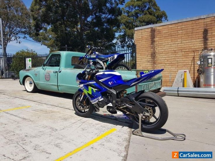 Yamaha R6 Track Race Bike #yamaha #yzfr6d #forsale #australia