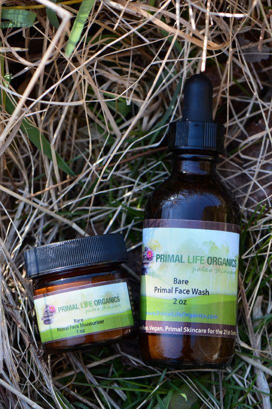 Bare Primal Face Package – Primal Life Organics.... Paleo Skincare