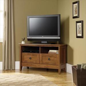 Nebraska Furniture Mart – Sauder 39'' Corner Television Stand