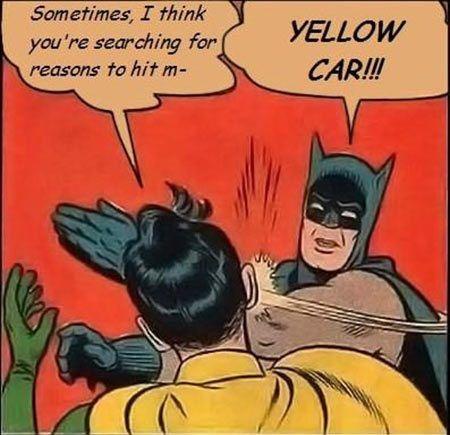 The real reason Batman slaps Robin - Imgur
