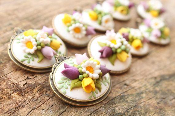 Wedding jewelry summer accessories romantic jewelry flower