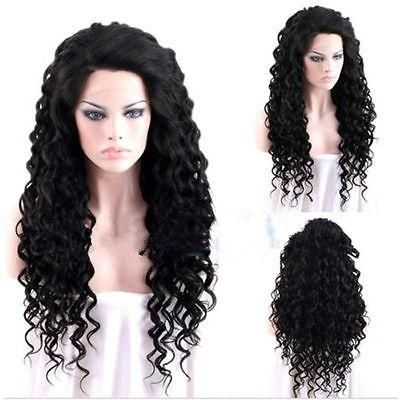 Fashion Sexy Ladies Long Black Blonde Cosplay Party Curly Wigs Cosplay Black Deidara Cosplay Wig From Wroldbuyer, $14.66| Dhgate.Com