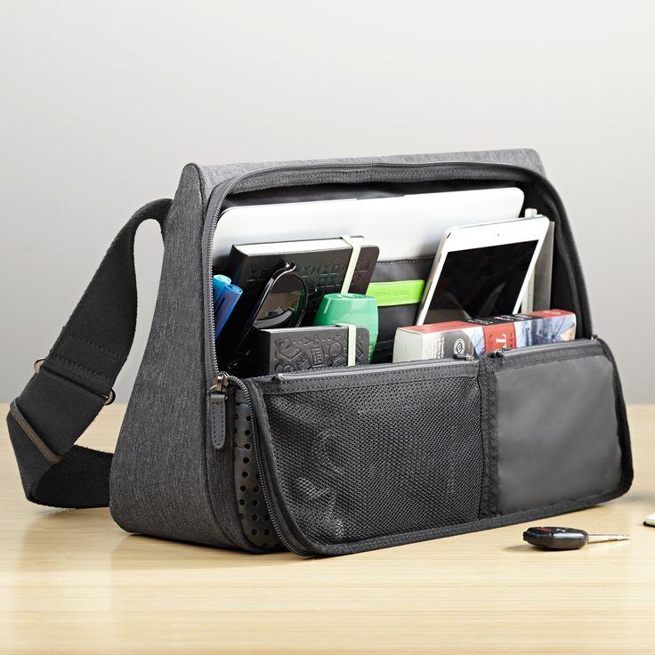The Designer Behind Evernote...interesting laptop bag. It's on my list