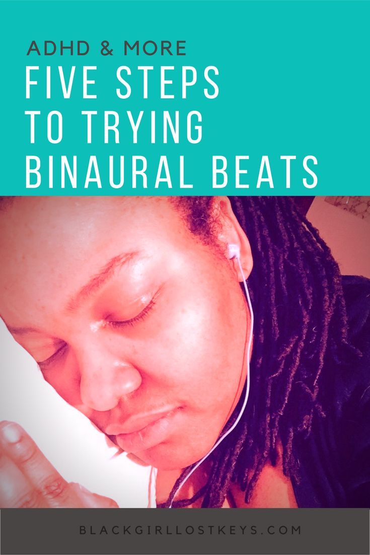 Five Steps to Trying Binaural and Isochronic Tones for Sleeping | Black Girl Lost Keys