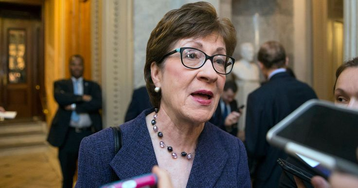 Republican Senator Susan Collins Says She Might Support Hillary Clinton - The New Yorker