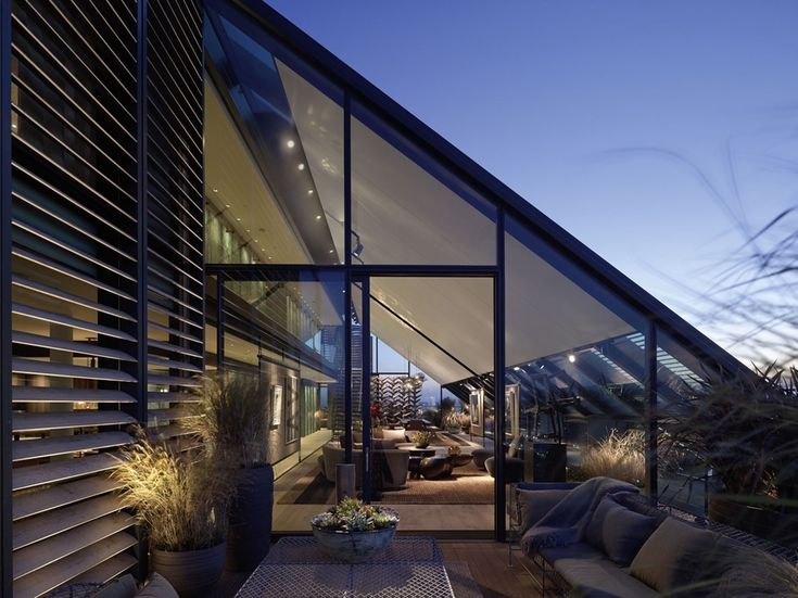 Fantastic London Penthouse Crowns A Luxury Complex. Apartment DesignDecorArchitecture  ...
