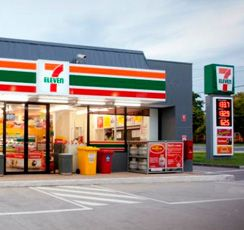 7-Eleven Stores - The first Australian store was opened in August 1977.