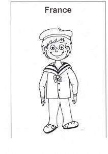 cultural coloring pages - photo#18