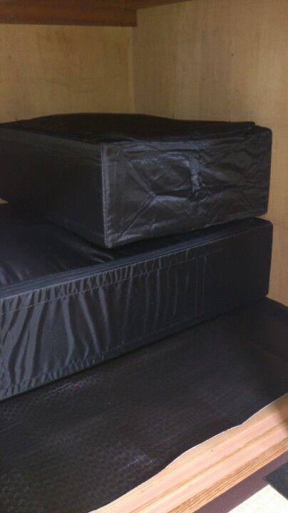 【IKEA】SKUBBでシーズンオフのお布団収納。|こはむブログ