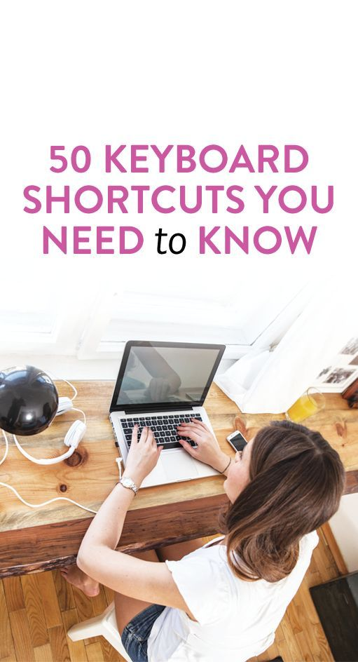 Keyboard shortcuts that'll make your life so much easier #technology
