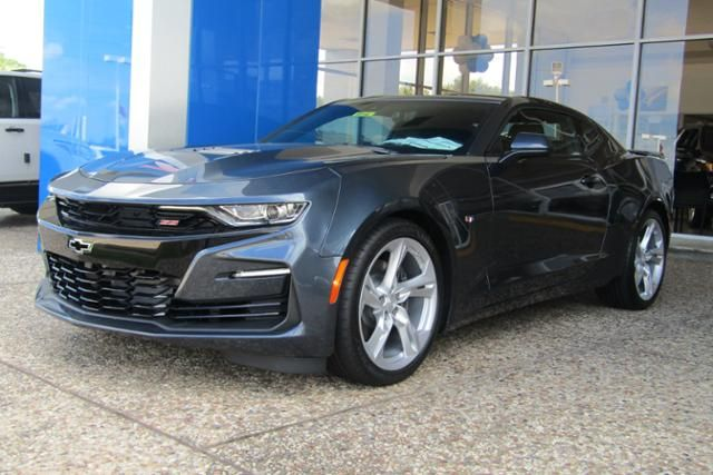 The New 2019 Camaro Sports Car Coupe Convertible At