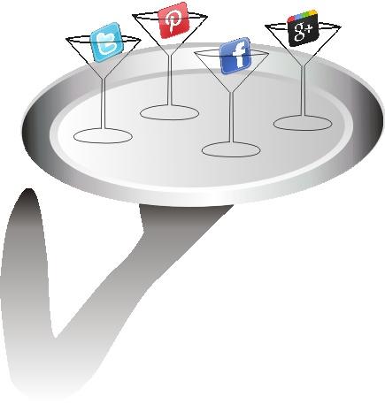 Social Media ...... y Restaurantes...