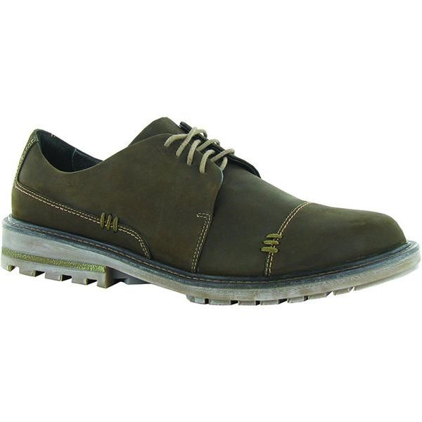 The Naot Simiyu Is A Stylish Lace Up With A Contrasting Heel Cup. This Style