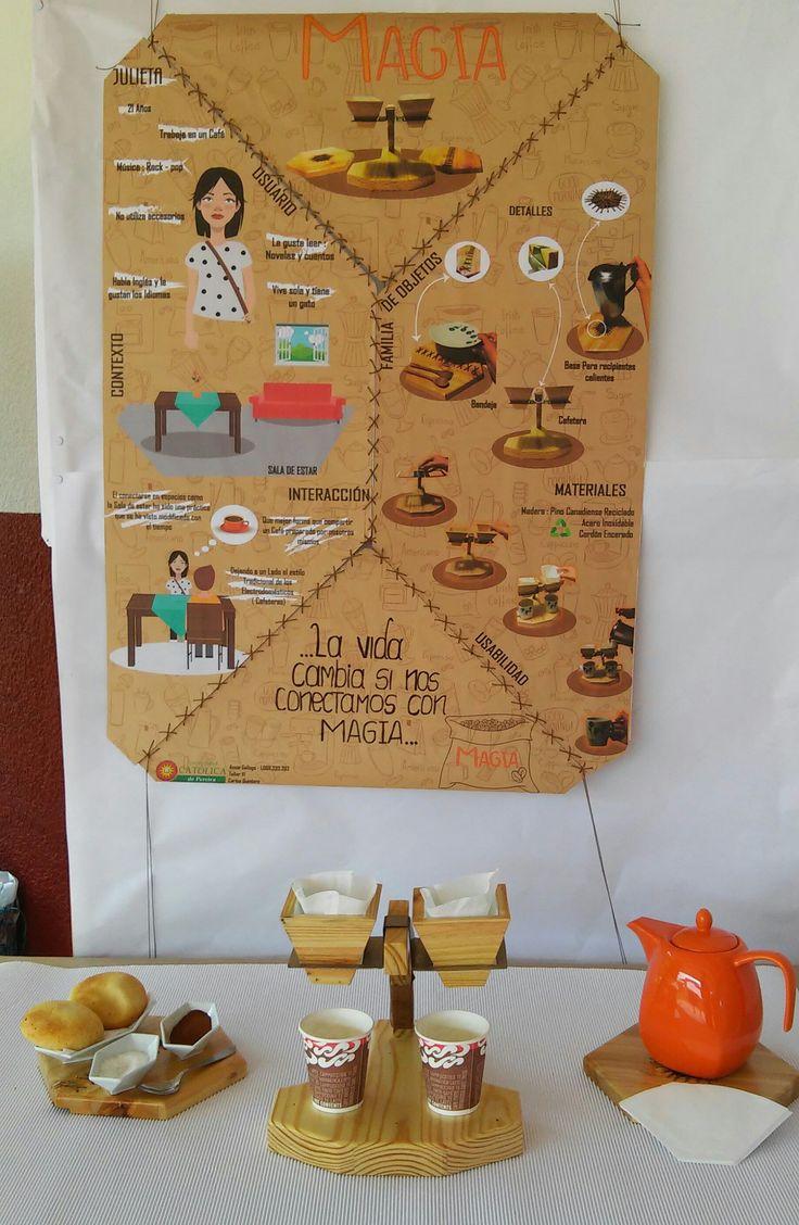 Cafetera artesanal ''MAGIA'' realizada con madera reciclada.  #DISEÑO #CAFETERA #CAFÉ #COFFE