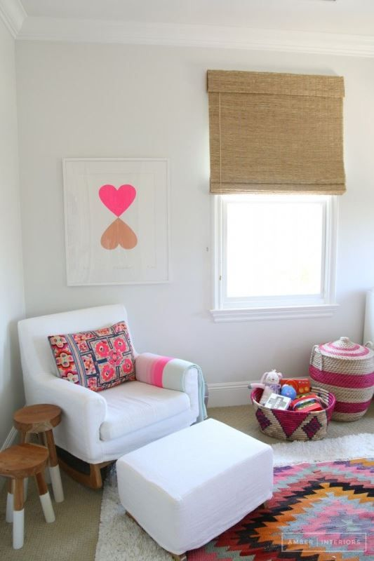 21 Trendy And Cute Heart Nursery Decor Ideas | Kidsomania