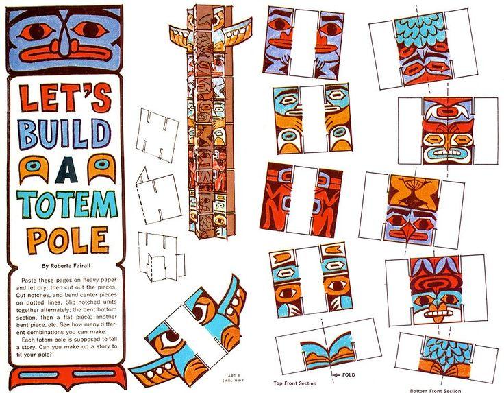Let's build a totem pole
