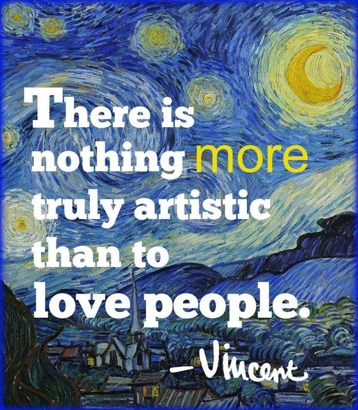 101 best images about Van Gogh Quotes on Pinterest
