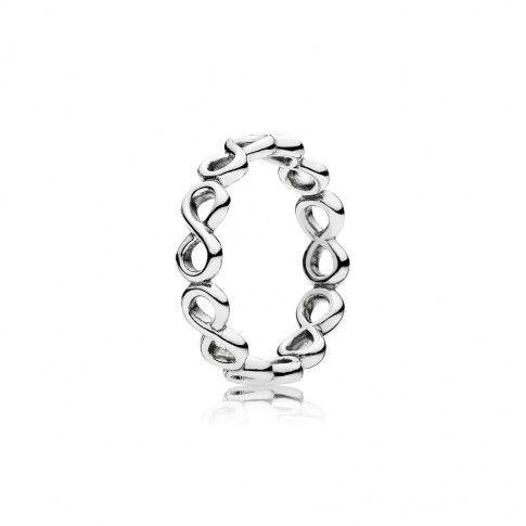 Pandora Zilveren Oneindigheid Ring 190994