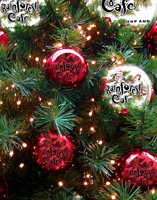 We love to celebrate Christmas here at Rainforest Cafe! http://www.therainforestcafe.co.uk/christmas.asp