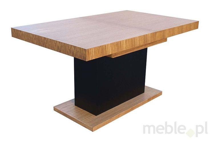 Stół dębowy VALENTINO, Bukowski Meble Stylowe - Meble