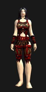 Brackwater Mail (Recolor) - Transmog Set - World of Warcraft
