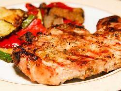 RECIPE: Greek Spiced Pork Chops