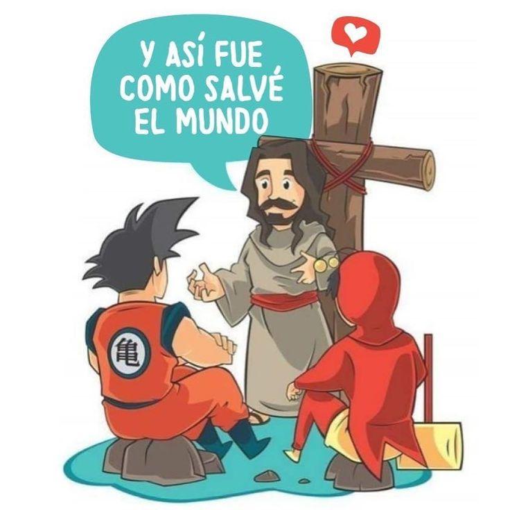 Jesús, el héroe que salvó al mundo #Jesus #Jesucristo #JesusCristo #Cristo #HijoDeDios #Redentor #Salvador #Amen #Aleluya #Cristianos #Cristianismo #AdorandoalRey