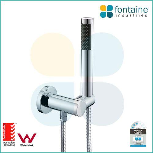 Vivian Shower/Bath Head with Bracket | Fontaine Industries