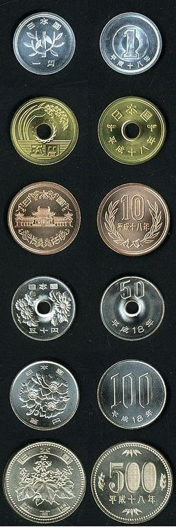 Japanese Coins #Coins #GoldCoins #Silver #Coins #USCoins #TheHappyCoin