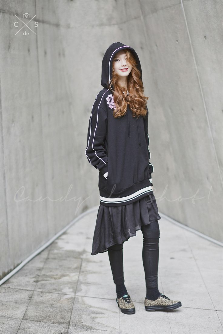 Seoul Fashion Week 2015 S/S Street style!!! #model #offduty #kimjinkyung 김진경