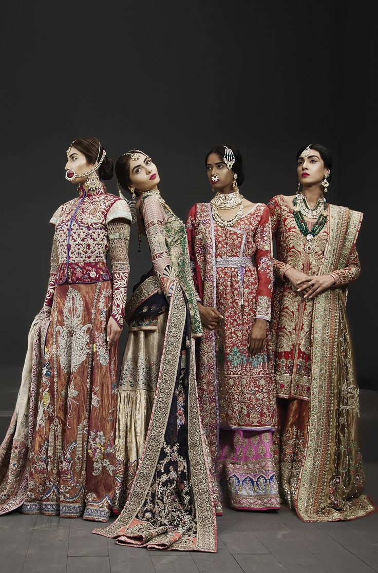 Bridal Couture Pakistan- The Alchemy Collection