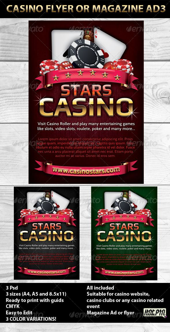 170 Best Casino Infographics Images On Pinterest Print Templates   Benefit  Flyer Templates  Benefit Flyer Templates