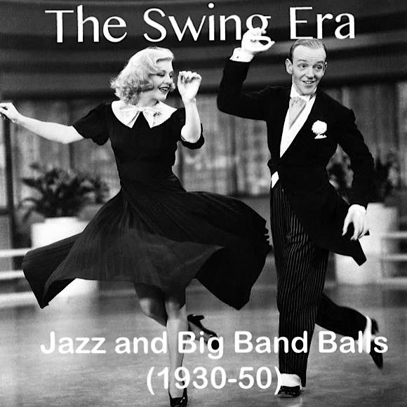 Jazz Dance during the big band era